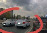 В Воронеже водителя машины службы оформления ДТП накажут за выезд на встречку