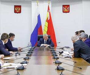 В Воронеже депутаты облдумы обсудили перспективы развития улично-дорожной сети