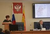 В городском парламенте состоялось обсуждение нового Генерального плана Воронежа