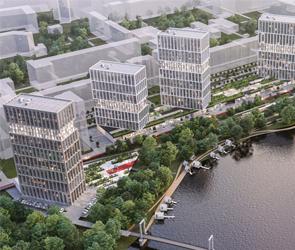 В Воронеже около Чернавского моста могут расширить жилой комплекс
