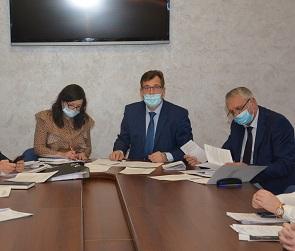 Депутаты гордумы обсудили с главным архитектором Воронежа экологические проблемы