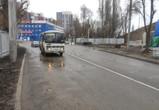 В Воронеже открыли проезд под виадуком на улице 9 Января