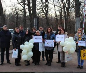 Предприниматели из Воронежа передали в соцучреждения более 11 тысяч масок