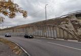 Воронежцев предупредили о возможном обрушении подпорной стены виадука на Динамо