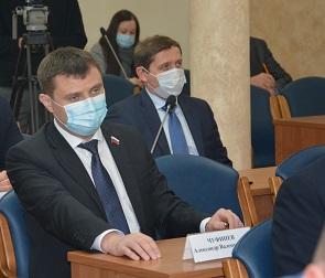 В гордуме Воронежа состоялись депутатские слушания по новому генплану