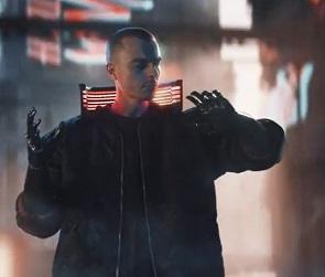 Воронежец снялся в видео «Cyberpunk 2020» по мотивам популярной игры