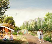 На разработку проекта реконструкции Петровской набережной поступило 2 заявки