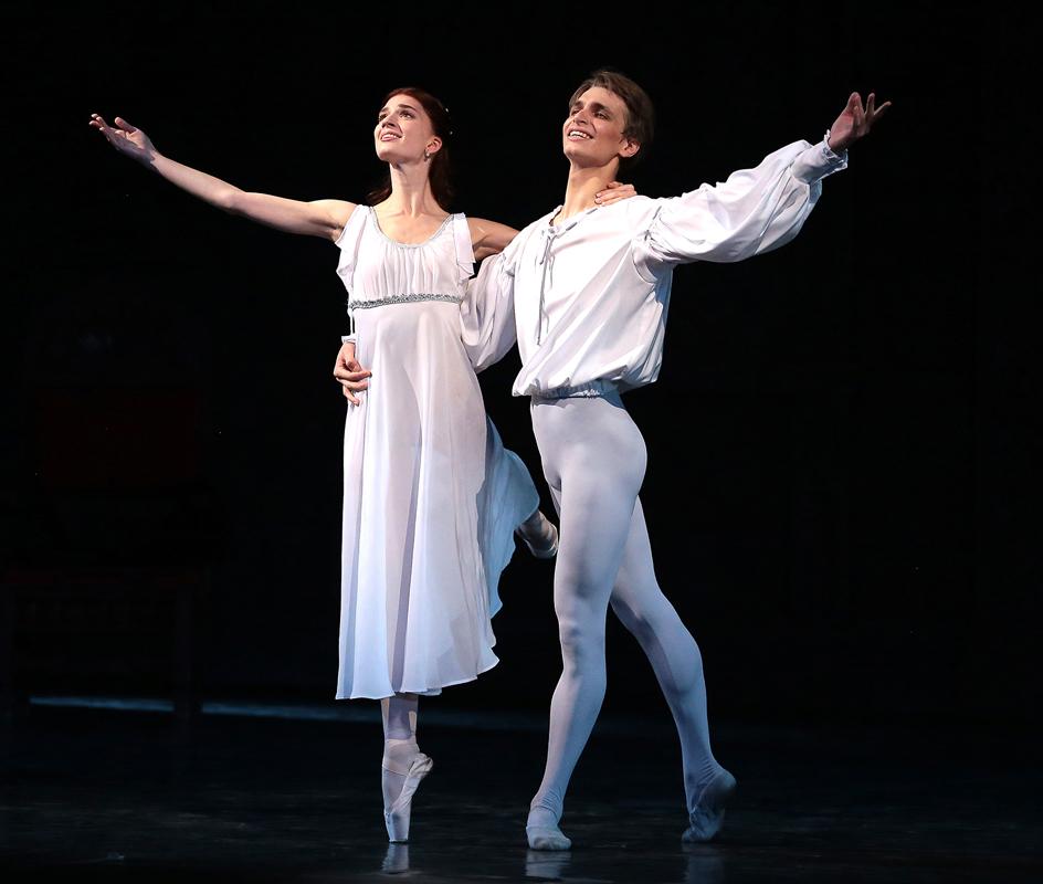 Воронежские артисты победили в проекте «Большой балет» на канале «Культура»