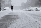 Более 700 воронежцев в декабре поскользнулись на льду и обратились в больницы