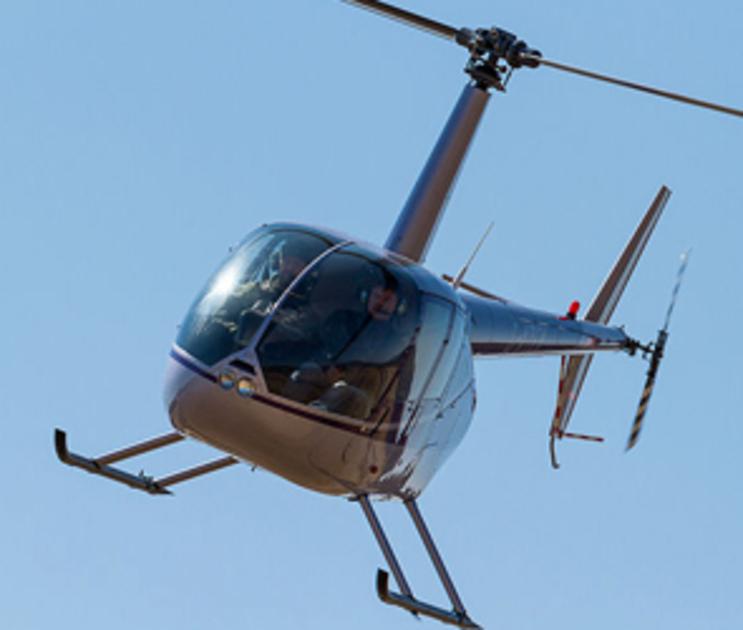 Под Воронежем рухнул частный вертолет: пострадавшие в тяжелом состоянии
