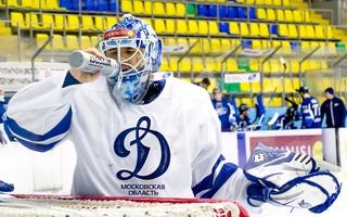 Матч «Бурана» и «Динамо» Московской области