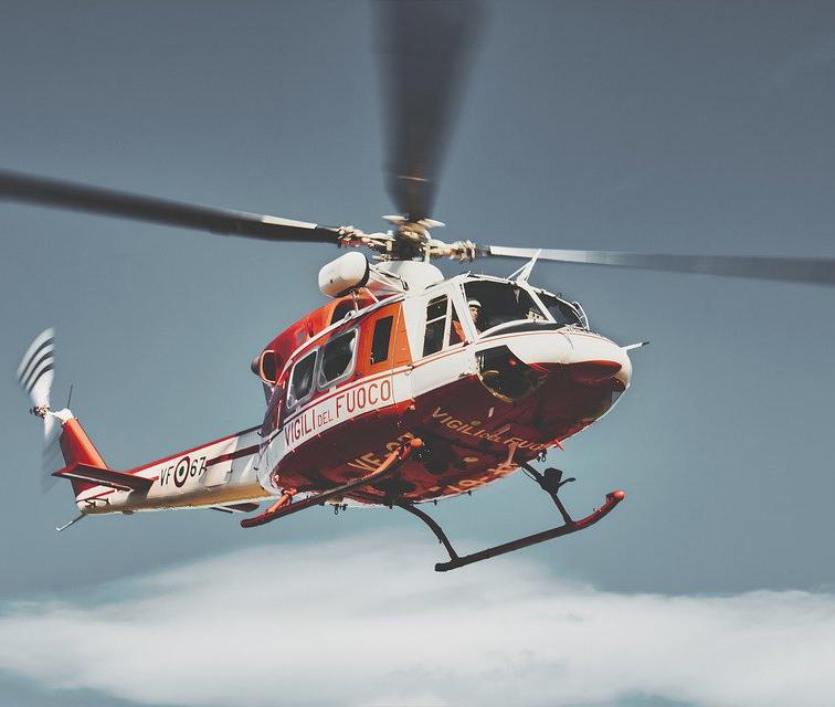 Один пассажир упавшего под Воронежем вертолета скончался