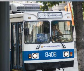 Два троллейбусных маршрута перестанут ходить по улицам Воронежа до февраля