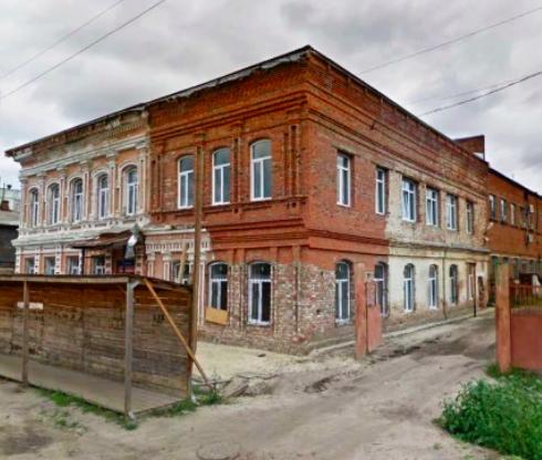 Под Воронежем реконструируют историческое здание почтово-телеграфной конторы