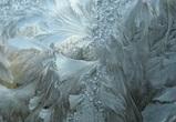 Штормовое предупреждение из-за морозов объявили в Воронежской области