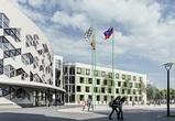 «Инопланетный объект» в Воронеже: какой будет самая большая школа России
