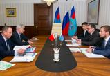 Вопросом финансирования развязки на Остужева может заняться Минтранс РФ