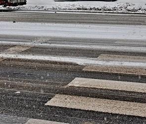 Из-за непогоды воронежских автомобилистов попросили быть внимательнее на дорогах