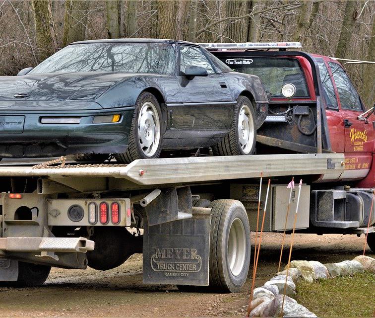 Почти 2 тысячи автомобилей воронежцы «забыли» на дорогах за последние 3 года