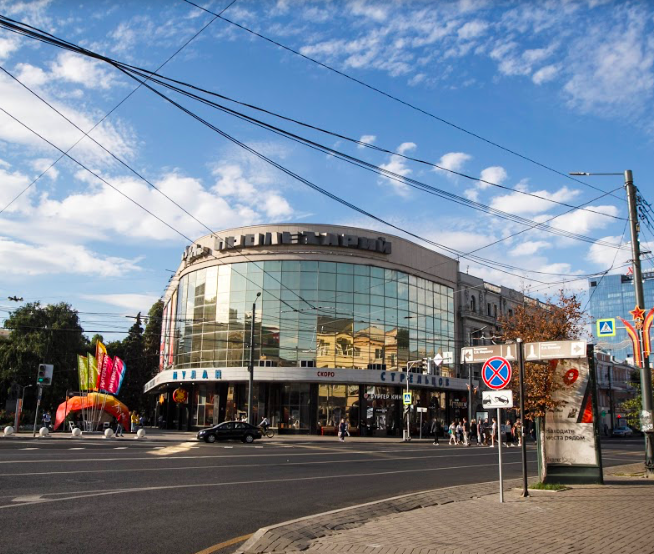 Общественники призвали мэрию отказаться от медиафасада на «пролетке»