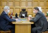 В Воронеже появится федеральный учебно-спортивно-научный центр