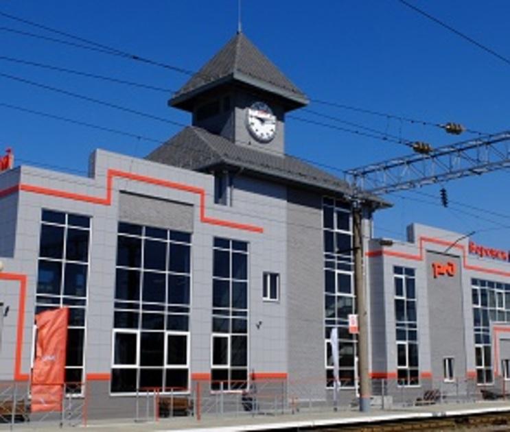 На вокзале в Воронеже предложили установить мемориальную доску в честь Сталина