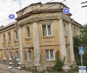 В Воронеже отремонтируют «Дом Трушевских»