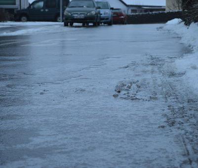 2 150 воронежцев поскользнулись на льду за неделю и получили травмы