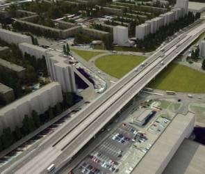 На строительство Остужевской развязки потратят ещё более 220 млн рублей