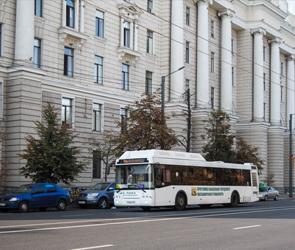 Около 70 автобусов в Воронеже оснастят новыми системами видеонаблюдения
