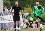 Стартует прием заявок на чемпионат «Лиги Чемпионов Бизнеса» по футболу