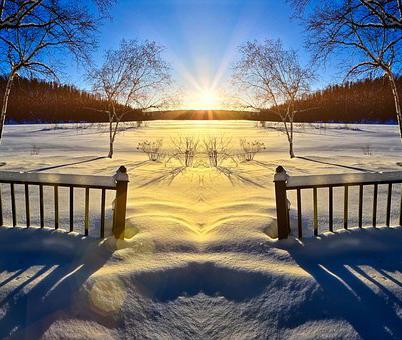 Последний раз февраль был таким теплым в Воронеже почти 30 лет назад
