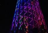 Жительниц Воронежа поздравят с 8 Марта подсветкой на телебашне