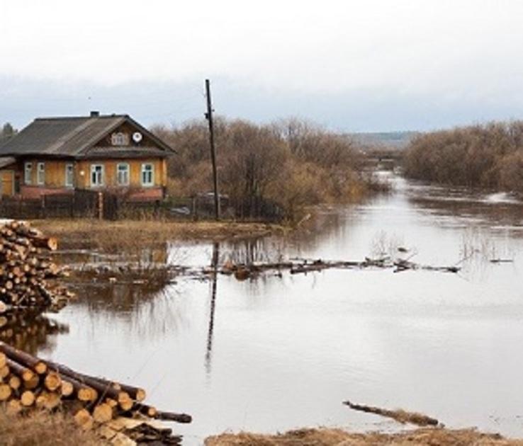 74 зоны может затопить во время паводка в Воронеже