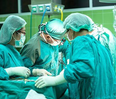В Воронеже провели уникальную хирургическую операцию, спасшую жизнь пациенту
