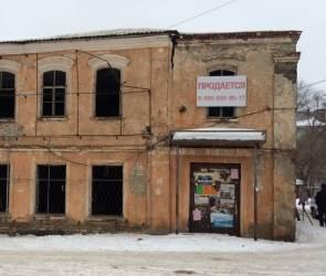 В Воронежской области намерены восстановить старинный дом, в котором жил Горький