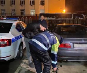 В Воронеже инспекторы объявили охоту на автомобили с ревущими двигателями