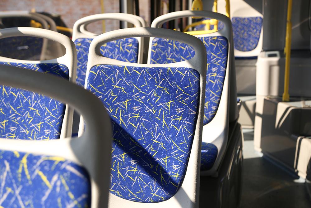 В Воронеже на маршруты №9КС и №49 вышли 15 новых автобусов