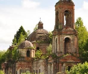 В Воронежской области от разрушения спасут две старинные церкви