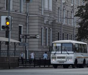 В Воронеже ко Дню Победы появятся автобусы с детскими рисунками