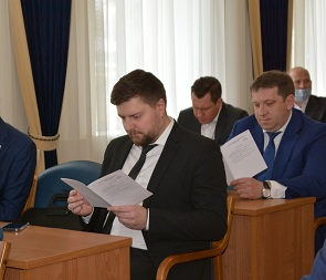 В гордуме Воронежа обсудили инициативу установки памятника Юрию Хою