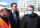 Мэр Воронежа: при хорошей погоде движение машин на Ленина откроют в начале мая