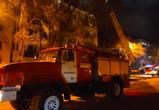 В Воронеже из жилого дома при пожаре эвакуировали 177 человек