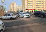 Под Воронежем ДПС на весь день перекрыла проезд в Масловку