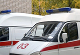 В Воронеже пьяный мужчина напал на бригаду скорой помощи
