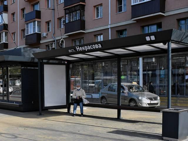 В Воронеже готовятся к установке еще 50 «умных» остановок
