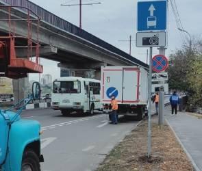 В Воронеже появятся новые выделенные полосы для автобусов