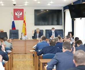 В облцентре утвердили новую редакцию положения о размещении НТО