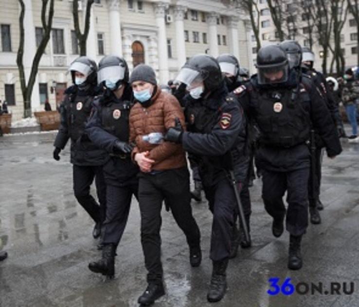 Протестующие создали проблемы на проезжей части и тротуарах