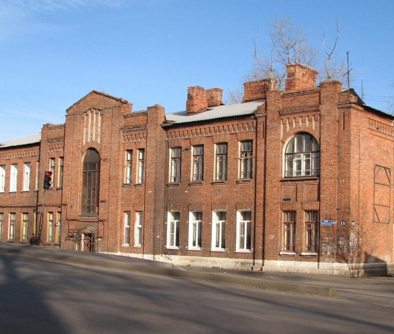 Исторический жилой дом работников железной дороги реконструируют